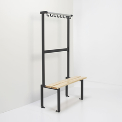 Tertio BEV | Changing room furnishings | van Esch
