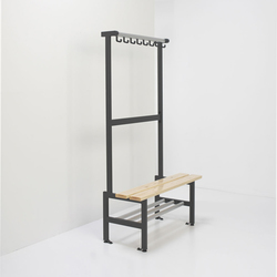 Tertio BEVS | Changing room furnishings | van Esch