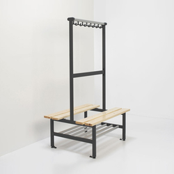 Tertio BDVS | Changing room furnishings | van Esch