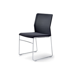 outline chair | Visitors chairs / Side chairs | Wiesner-Hager