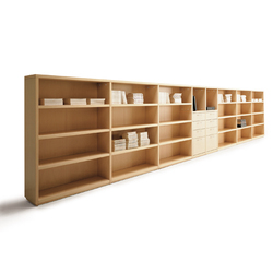Jakin | Library shelving systems | Sellex