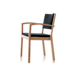 S13 chair with armrests | Sillas de visita | Wiesner-Hager