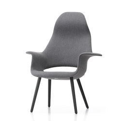 Organic Highback | Restaurant chairs | Vitra