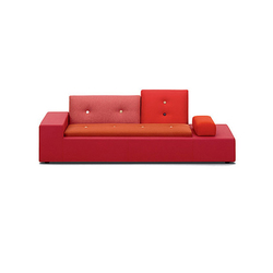 Polder Sofa XS | Canapés d'attente | Vitra