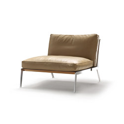 Happy armchair | Lounge chairs | Flexform