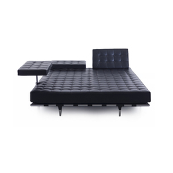 day beds seating islands relaxing 241 priv cassina. Black Bedroom Furniture Sets. Home Design Ideas