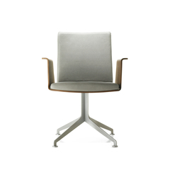 Don crossleg swivel armchair | Sedie conferenza | Sellex