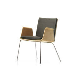 Don 4 legs armchair | Visitors chairs / Side chairs | Sellex