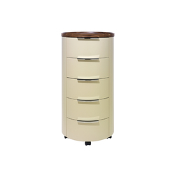 CONGA Circular chest of drawers | Sideboards | Schönbuch