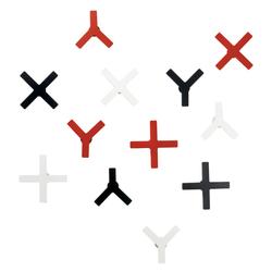 X-Y Coat hook | Ganci | Schönbuch