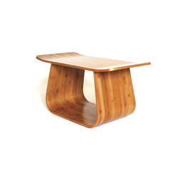 Becca Stool | Side tables | Modern Bamboo