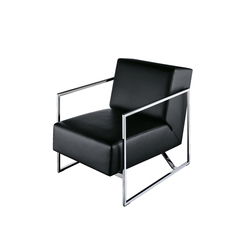 Sen armchair | Lounge chairs | Walter Knoll