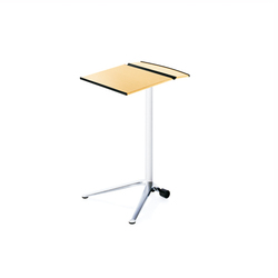 Confair Mobile desk | Writing consoles | Wilkhahn