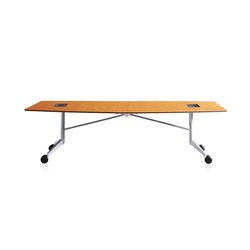 Confair folding table | Conference tables | Wilkhahn