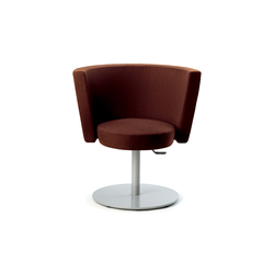 Konic swivel chair | Sillas | ENEA