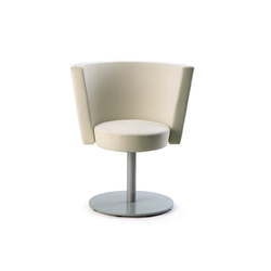 Konic swivel chair small | Sillas multiusos | ENEA