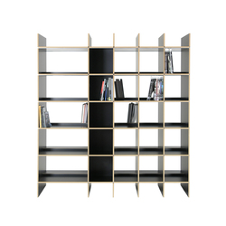 FNP archive shelf | Shelving | Moormann