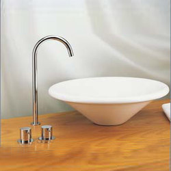 HV10 - Three-hole mixer | Wash-basin taps | VOLA