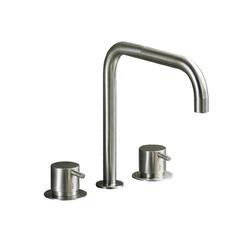 KV4 - Mélangeur à 3 trous | Wash basin taps | VOLA
