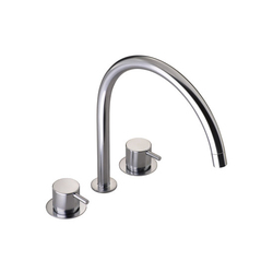 KV15 - Three-hole mixer | Kitchen taps | VOLA