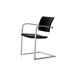 VI Chair | Visitors chairs / Side chairs | ENEA