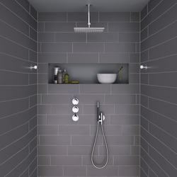 Combi-9 - Thermostatic mixer | Shower taps / mixers | VOLA
