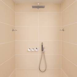 Combi-10 - Thermostatic mixer | Shower controls | VOLA
