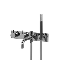 644DT8 - Two-handle mixer | Bath taps | VOLA