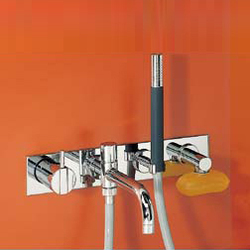 2144DT8T3 - One-handle mixer | Bath taps | VOLA