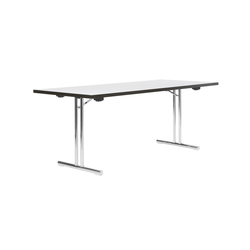 Teos Folding Table | Mesas contract | Dietiker