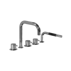 SC11 - Two-handle mixer | Bath taps | VOLA