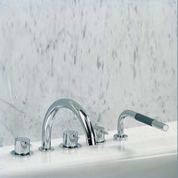 SC13 - Two-handle mixer | Bath taps | VOLA
