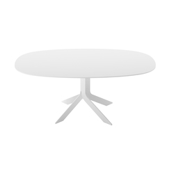 Iblea table oval | Dining tables | Desalto