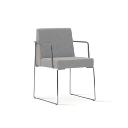 Kalida 602 C | Visitors chairs / Side chairs | Capdell