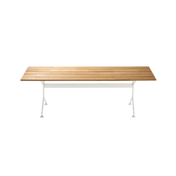 teak table 486_200 | Tables de repas | Alias