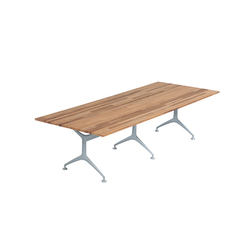 teak table 486_300 | Tables à manger de jardin | Alias