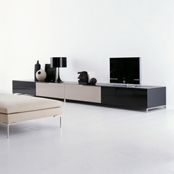 pab 05 wall storage systems from b b italia architonic. Black Bedroom Furniture Sets. Home Design Ideas