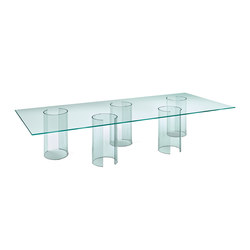 LUXOR | Conference tables | Fiam Italia