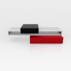 Slide | Multimedia sideboards | Diamantini & Domeniconi
