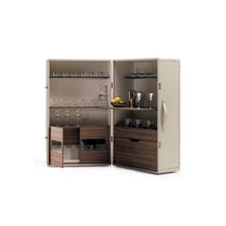 Isidoro | Drinks cabinets | Poltrona Frau