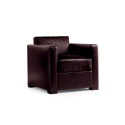 Linea A | Sillones lounge | Poltrona Frau