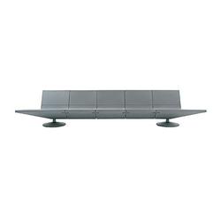 Stop & Go | Waiting area benches | Segis
