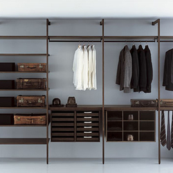 Storage Walk-in Closet | Dressings | Porro