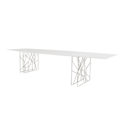 Synapsis table | Dining tables | PORRO