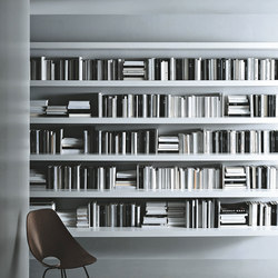 Slider bookcase | Office shelving systems | Porro