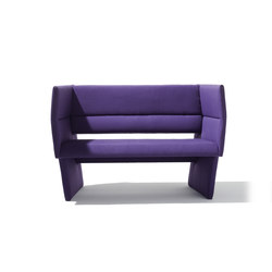 Cup sofa 2 Seater | Canapés d'attente | Richard Lampert