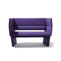 Cup sofa 2 Seater | Canapés | Richard Lampert