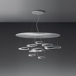 Mercury suspension lamp | General lighting | Artemide