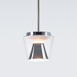 Annex Suspension clear / aluminium | General lighting | serien.lighting
