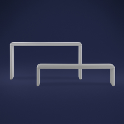 Prins Bench | Upholstered benches | Flou